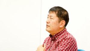 小野尾勝彦さん