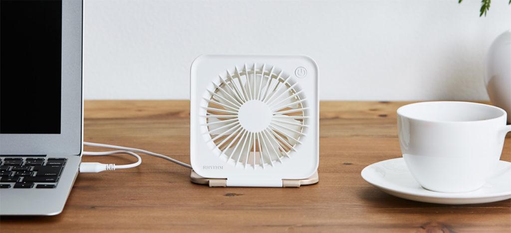 USB扇風機 コンパクトファン