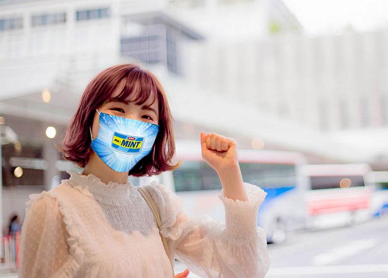 夏のマスク生活をサポート!接触冷感マスク