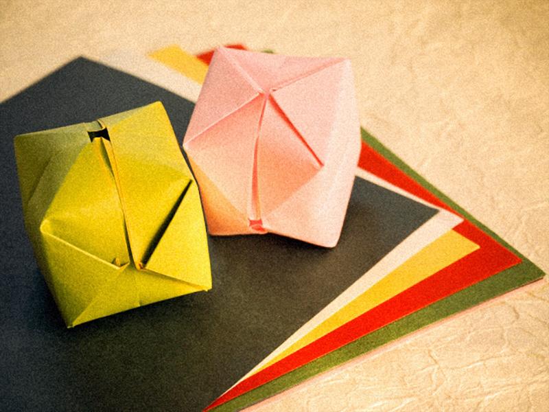 紙風船のイメージ
